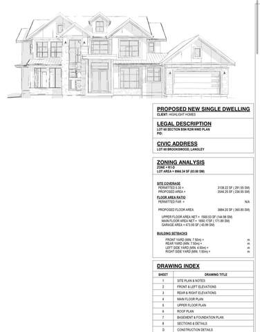 LT.60 198 Street, Langley, BC V0V 0V0 (#R2578440) :: Premiere Property Marketing Team