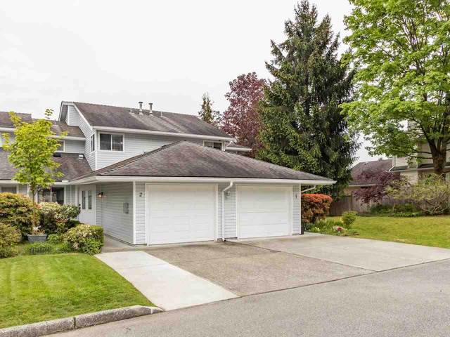 1190 Falcon Drive #2, Coquitlam, BC V3E 2K9 (#R2578558) :: RE/MAX City Realty