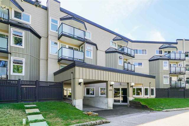 1850 E Southmere Crescent #316, White Rock, BC V4A 6Y6 (#R2578572) :: 604 Home Group