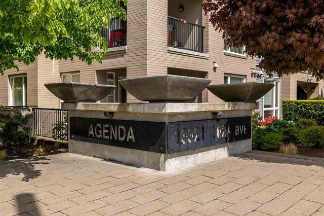 13321 102A Avenue #306, Surrey, BC V3T 1P6 (#R2578593) :: RE/MAX City Realty