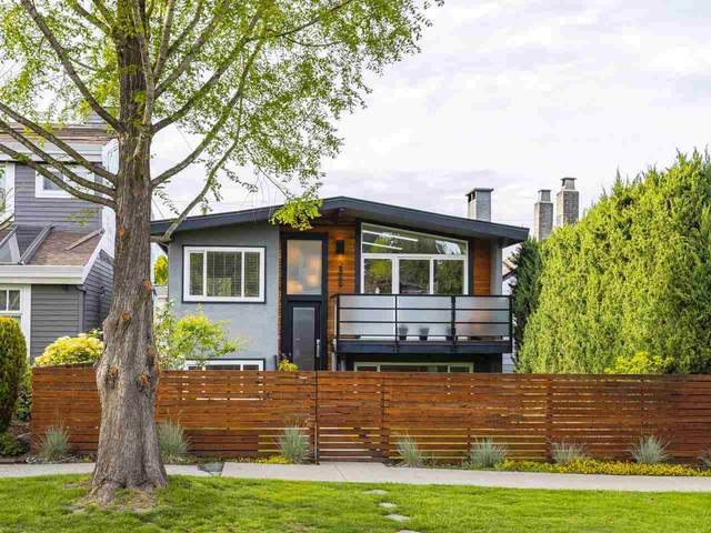 2869 W 24TH Avenue, Vancouver, BC V6L 1R3 (#R2578688) :: RE/MAX City Realty