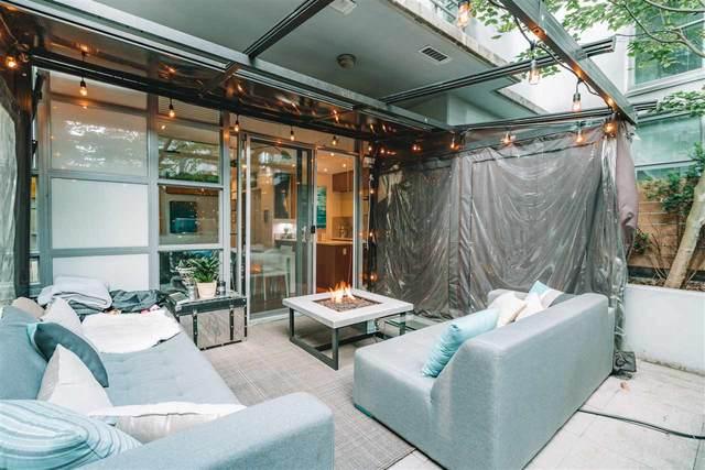 1205 Howe Street #301, Vancouver, BC V6Z 0B2 (#R2578694) :: RE/MAX City Realty