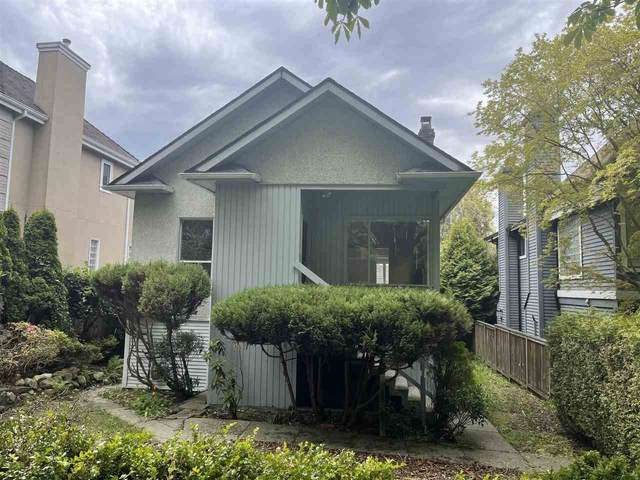 2974 W 42ND Avenue, Vancouver, BC V6N 3G9 (#R2578698) :: RE/MAX City Realty