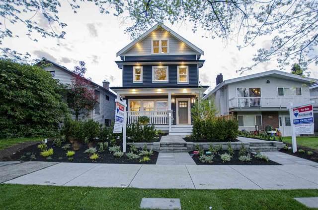 2660 Oxford Street, Vancouver, BC V5K 1N3 (#R2578736) :: RE/MAX City Realty