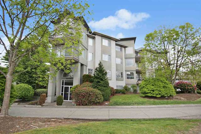 32725 George Ferguson Way #303, Abbotsford, BC V2T 5M5 (#R2578786) :: RE/MAX City Realty