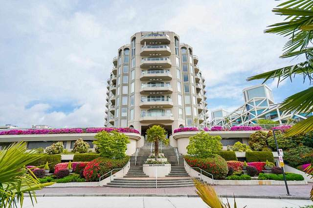 168 Chadwick Court #803, North Vancouver, BC V7M 3K2 (#R2578850) :: RE/MAX City Realty