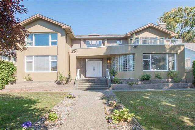 1029 W 57TH Avenue, Vancouver, BC V6P 1S6 (#R2578927) :: RE/MAX City Realty