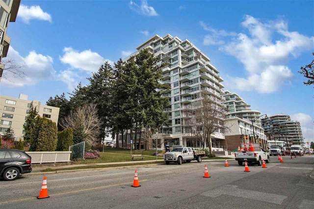 15165 Thrift Avenue #1204, White Rock, BC V4B 3Z4 (#R2578956) :: RE/MAX City Realty