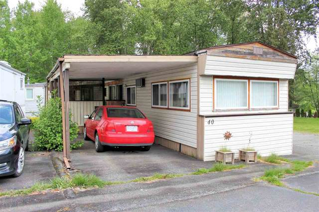 8266 King George Boulevard #40, Surrey, BC V3W 5C2 (#R2578966) :: RE/MAX City Realty