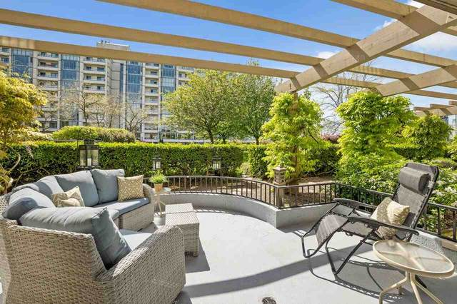 525 Wheelhouse Square #109, Vancouver, BC V5Z 4L8 (#R2579148) :: RE/MAX City Realty
