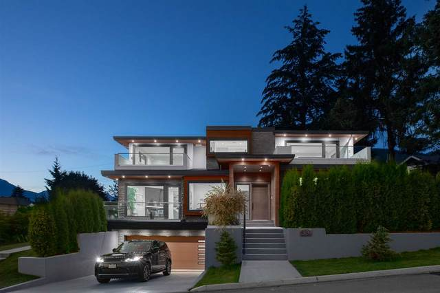 930 Beaconsfield Road, North Vancouver, BC V7R 1S9 (#R2579279) :: Premiere Property Marketing Team