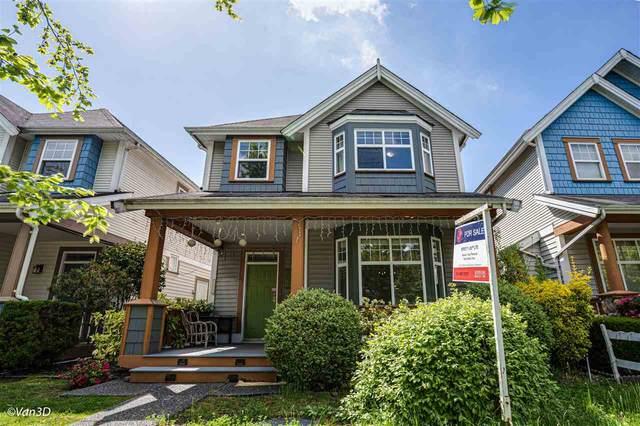 6831 Robson Drive, Richmond, BC V7C 5T3 (#R2579307) :: Initia Real Estate