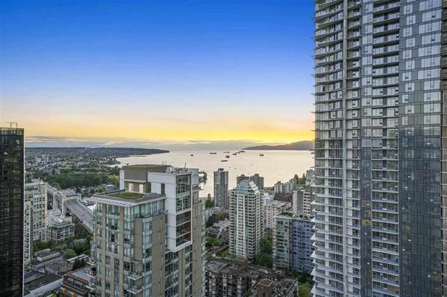 1283 Howe Street #4103, Vancouver, BC V6Z 0E3 (#R2579400) :: RE/MAX City Realty