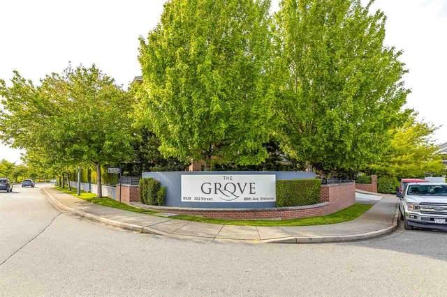8929 202 Street C402, Langley, BC V1M 0B4 (#R2579424) :: Premiere Property Marketing Team