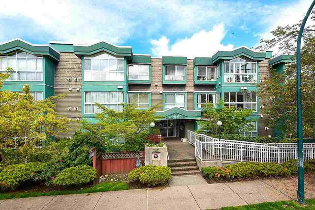 2211 Wall Street #411, Vancouver, BC V5K 1G4 (#R2579457) :: RE/MAX City Realty