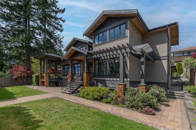 190 E Osborne Road, North Vancouver, BC V7N 1L9 (#R2579551) :: RE/MAX City Realty