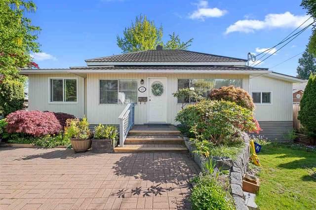461 Lyon Place, North Vancouver, BC V7L 1Y6 (#R2579580) :: RE/MAX City Realty