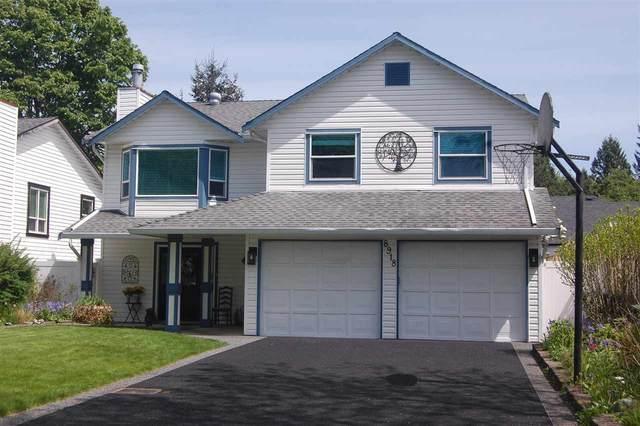 8918 214B Street, Langley, BC V1M 1Y3 (#R2579584) :: RE/MAX City Realty