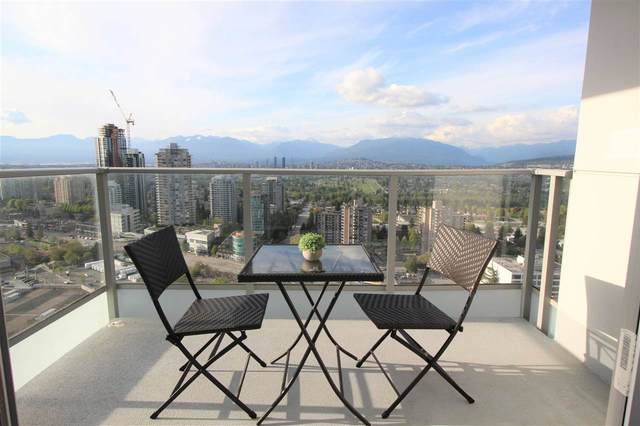 6538 Nelson Avenue #3508, Burnaby, BC V5H 0G5 (#R2579607) :: RE/MAX City Realty