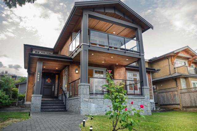 1473 Inglewood Avenue, West Vancouver, BC V7T 1Z2 (#R2579610) :: 604 Home Group
