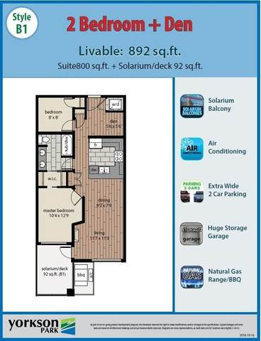 8558 202B Street #103, Langley, BC V1M 3Y2 (#R2579626) :: RE/MAX City Realty