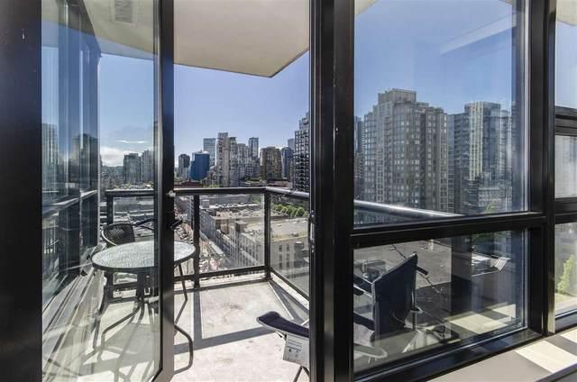 977 Mainland Street #1610, Vancouver, BC V6B 1T2 (#R2579634) :: RE/MAX City Realty