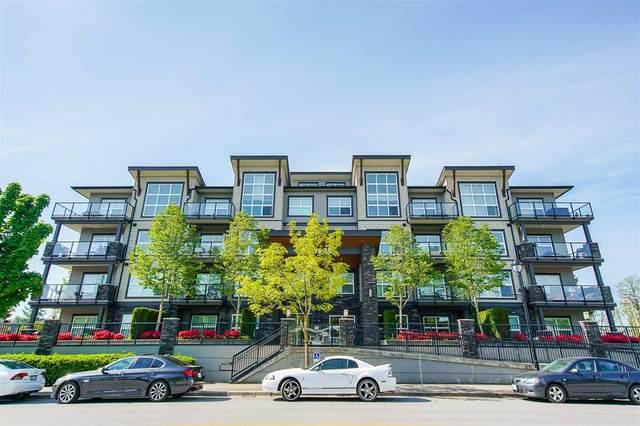 20630 Douglas Crescent #302, Langley, BC V3A 4B8 (#R2579635) :: RE/MAX City Realty