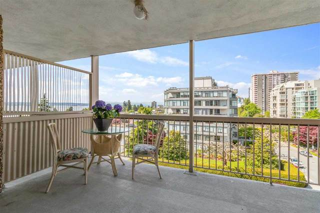 1390 Duchess Avenue #503, West Vancouver, BC V7T 1H6 (#R2579675) :: 604 Home Group