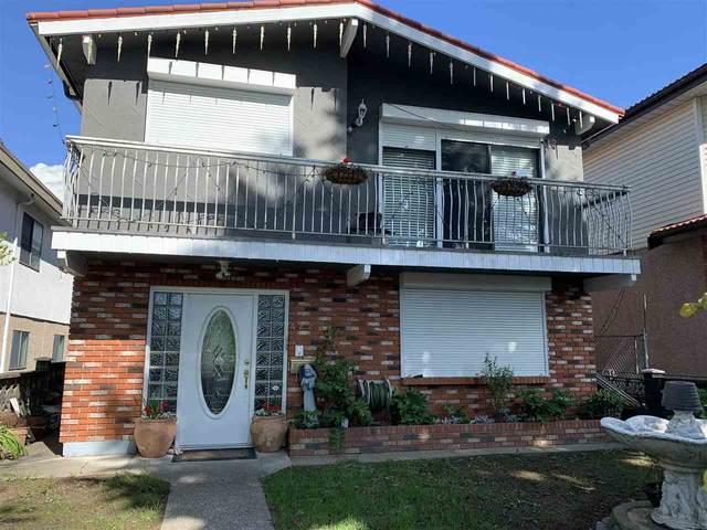 4224 Nanaimo Street, Vancouver, BC V5N 5H8 (#R2579752) :: 604 Home Group