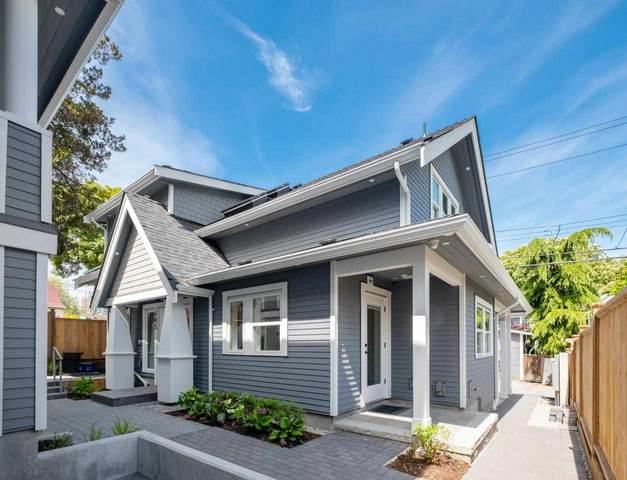 485 E 11TH Avenue, Vancouver, BC V5T 2C8 (#R2579859) :: 604 Home Group