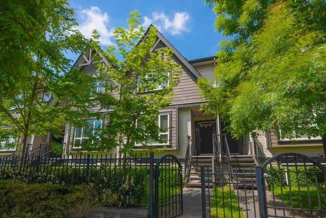 9077 150 Street #8, Surrey, BC V3R 7Z2 (#R2579974) :: 604 Home Group