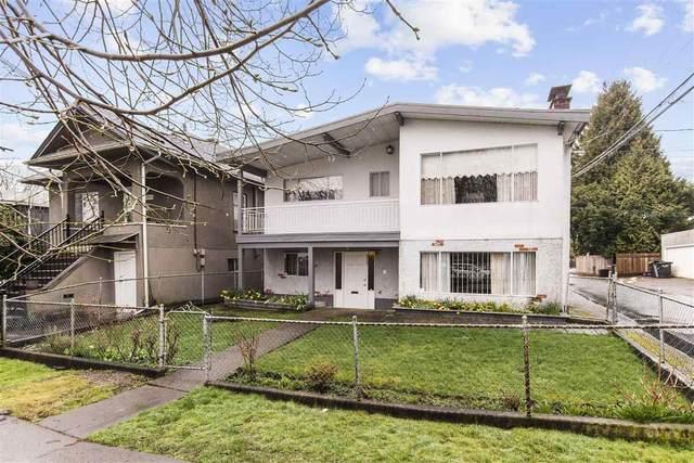 3225 St George Street, Vancouver, BC V5V 3Z6 (#R2579975) :: 604 Home Group