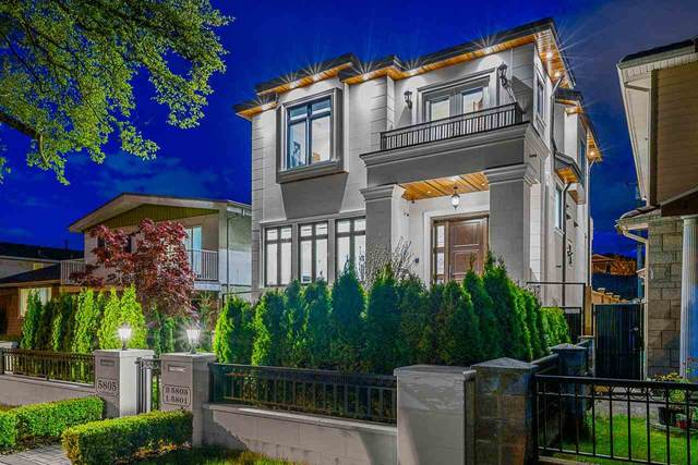 5805 Culloden Street, Vancouver, BC V5W 3S1 (#R2579985) :: 604 Home Group