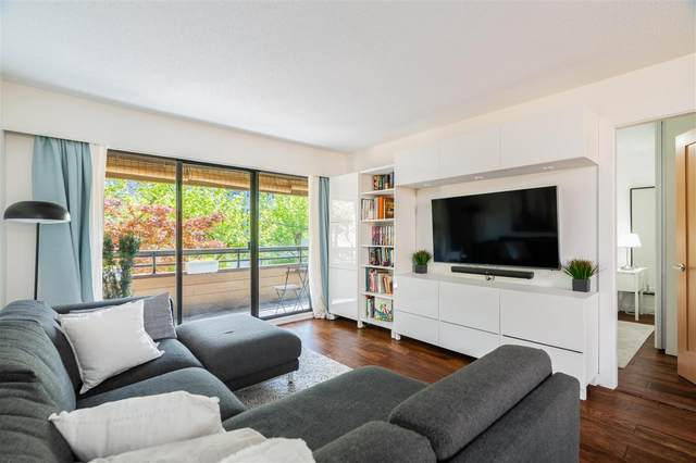 2424 Cypress Street #307, Vancouver, BC V6J 1T6 (#R2580066) :: 604 Home Group