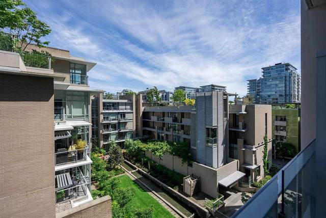 1616 Columbia Street #509, Vancouver, BC V5Y 0B7 (#R2580072) :: 604 Home Group