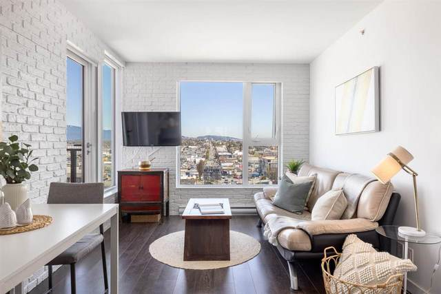 983 E Hastings Street #1204, Vancouver, BC V6A 0G9 (#R2580074) :: 604 Home Group