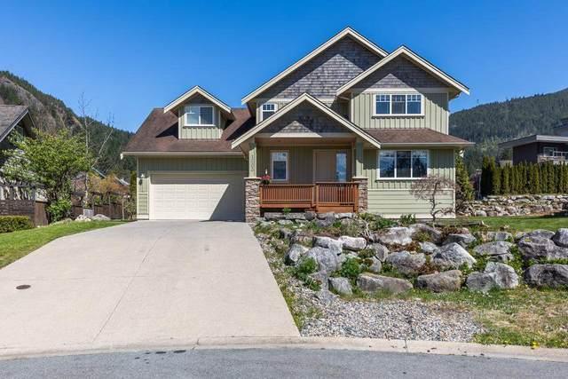 1003 Ash Place, Squamish, BC V8B 0W2 (#R2580450) :: Ben D'Ovidio Personal Real Estate Corporation | Sutton Centre Realty