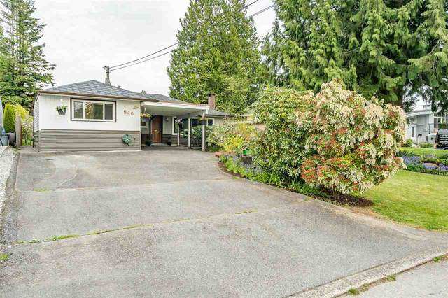 946 Caithness Crescent, Port Moody, BC V3H 1C6 (#R2580663) :: 604 Realty Group