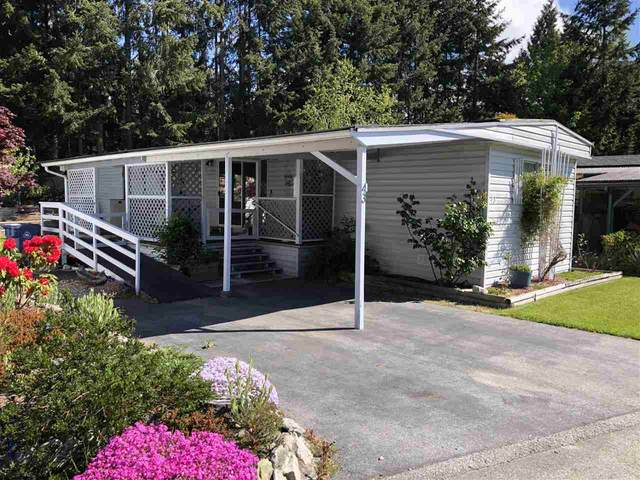 4116 Browning Road #43, Sechelt, BC V7Z 0A3 (#R2580958) :: RE/MAX City Realty