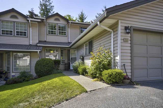2803 Marble Hill Drive #20, Abbotsford, BC V3G 2Y4 (#R2581107) :: Premiere Property Marketing Team
