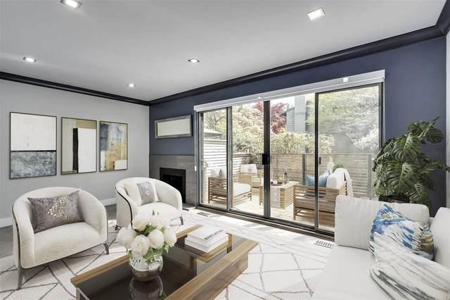 1960 Rufus Drive #23, North Vancouver, BC V7J 3L7 (#R2581615) :: Ben D'Ovidio Personal Real Estate Corporation | Sutton Centre Realty