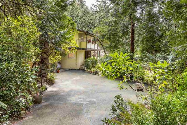 6174 Eastmont Drive, West Vancouver, BC V7W 1X3 (#R2581636) :: Ben D'Ovidio Personal Real Estate Corporation | Sutton Centre Realty
