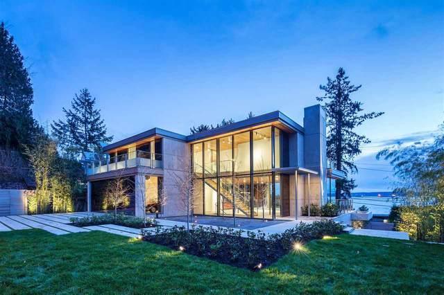 4055 Marine Drive, West Vancouver, BC V7V 1N7 (#R2581852) :: 604 Home Group