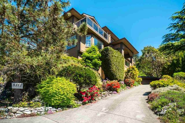 5377 Westhaven Wynd, West Vancouver, BC V7W 3E8 (#R2582042) :: Premiere Property Marketing Team