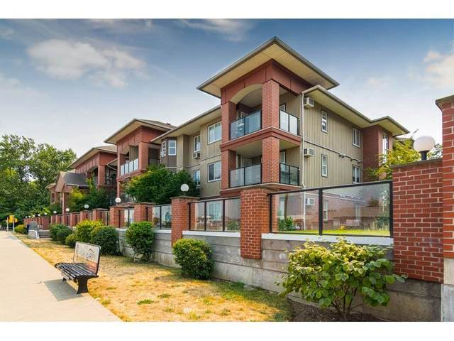 19774 56 Avenue #206, Langley, BC V3A 3X6 (#R2582566) :: Homes Fraser Valley