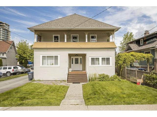 507 Seventh Avenue, New Westminster, BC V3L 1W8 (#R2582667) :: Initia Real Estate