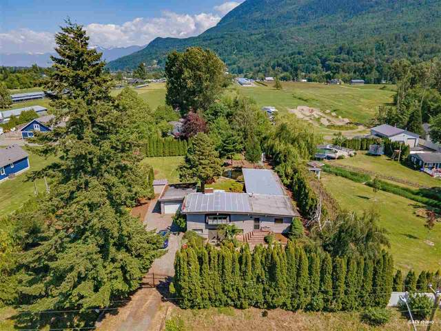 4120 Stewart Road, Yarrow, BC V2R 5G6 (#R2582882) :: Premiere Property Marketing Team