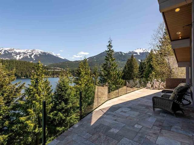 5698 Alta Lake Road, Whistler, BC V8E 0C3 (#R2582908) :: 604 Realty Group