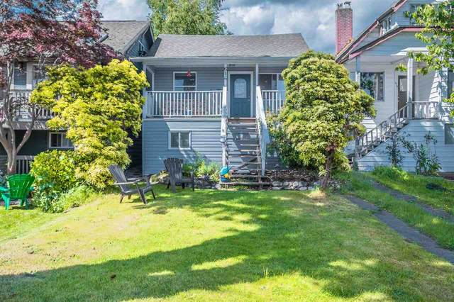 614 E 4TH Street, North Vancouver, BC V7L 1J8 (#R2583202) :: 604 Realty Group