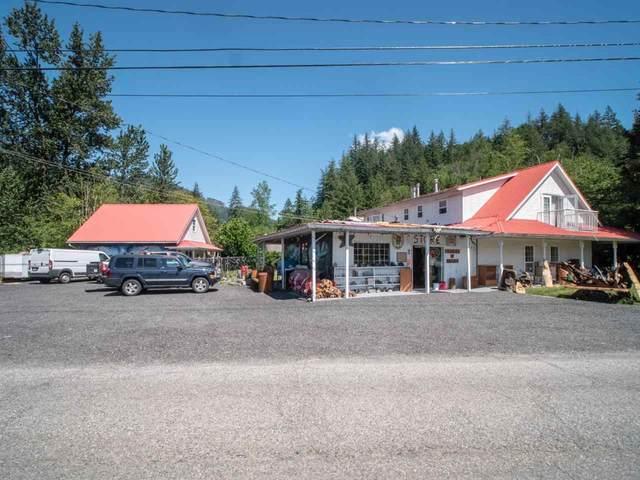 3005 Hot Springs Road, Agassiz, BC V0N 1A0 (#R2583342) :: Premiere Property Marketing Team